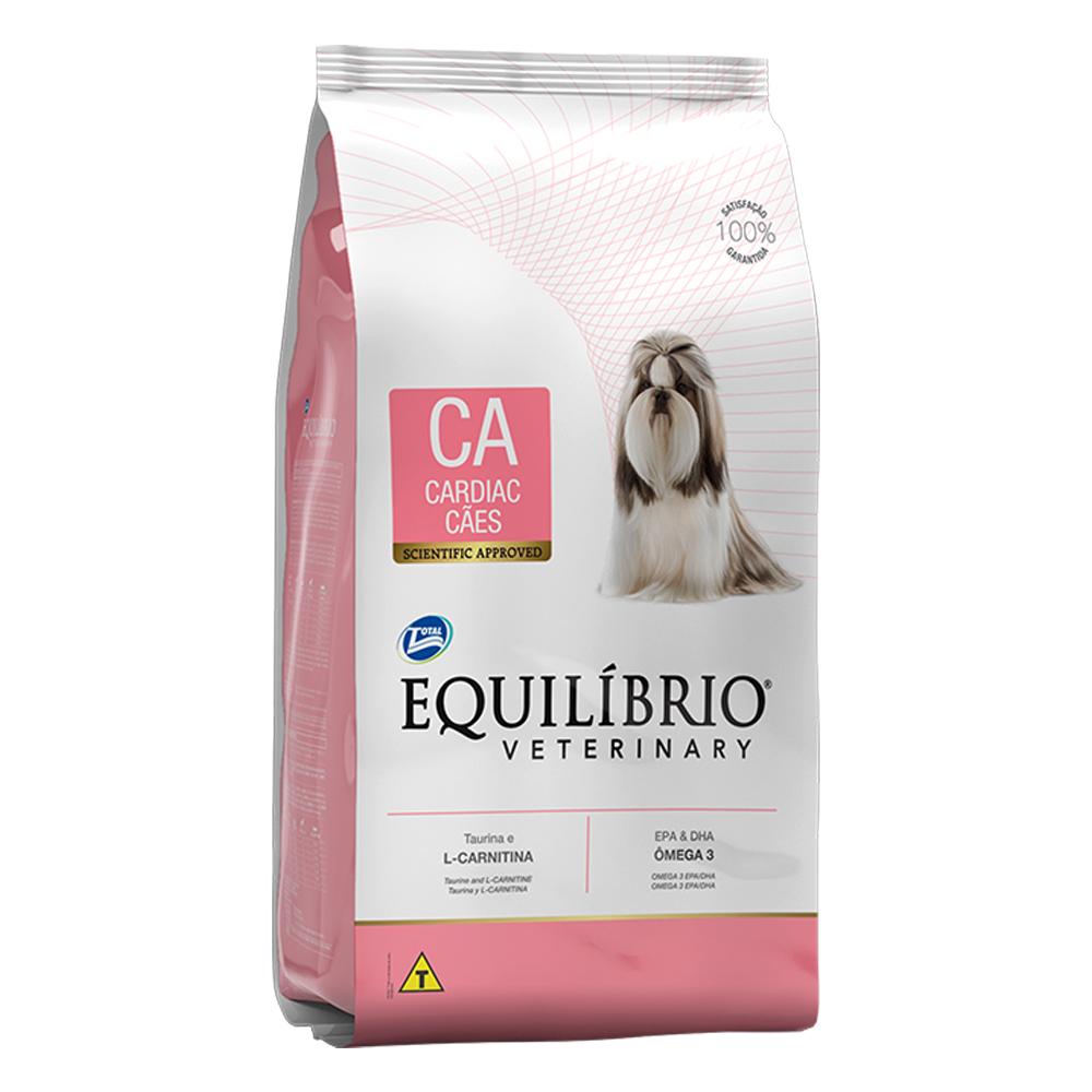 Ração Equilíbrio Veterinary Cardiac para Cães 7,5kg
