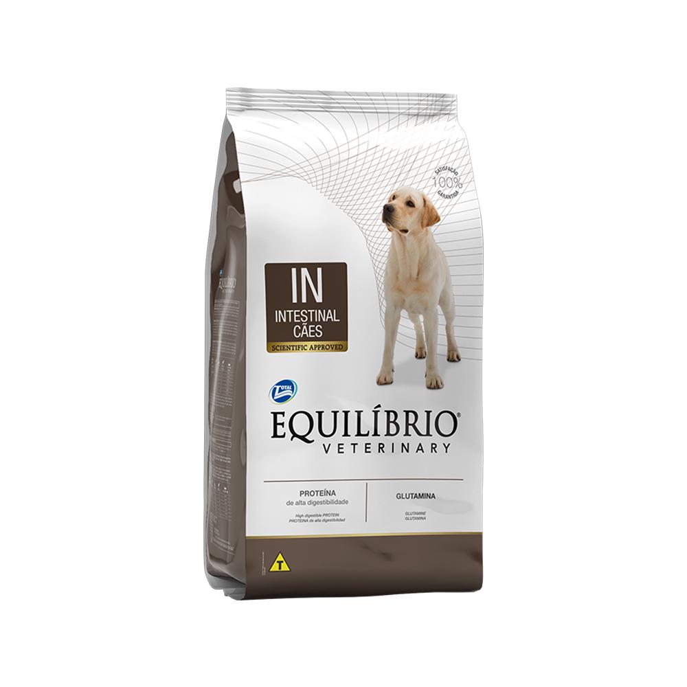 Ração Equilíbrio Veterinary Intestinal para Cães Adultos 2kg