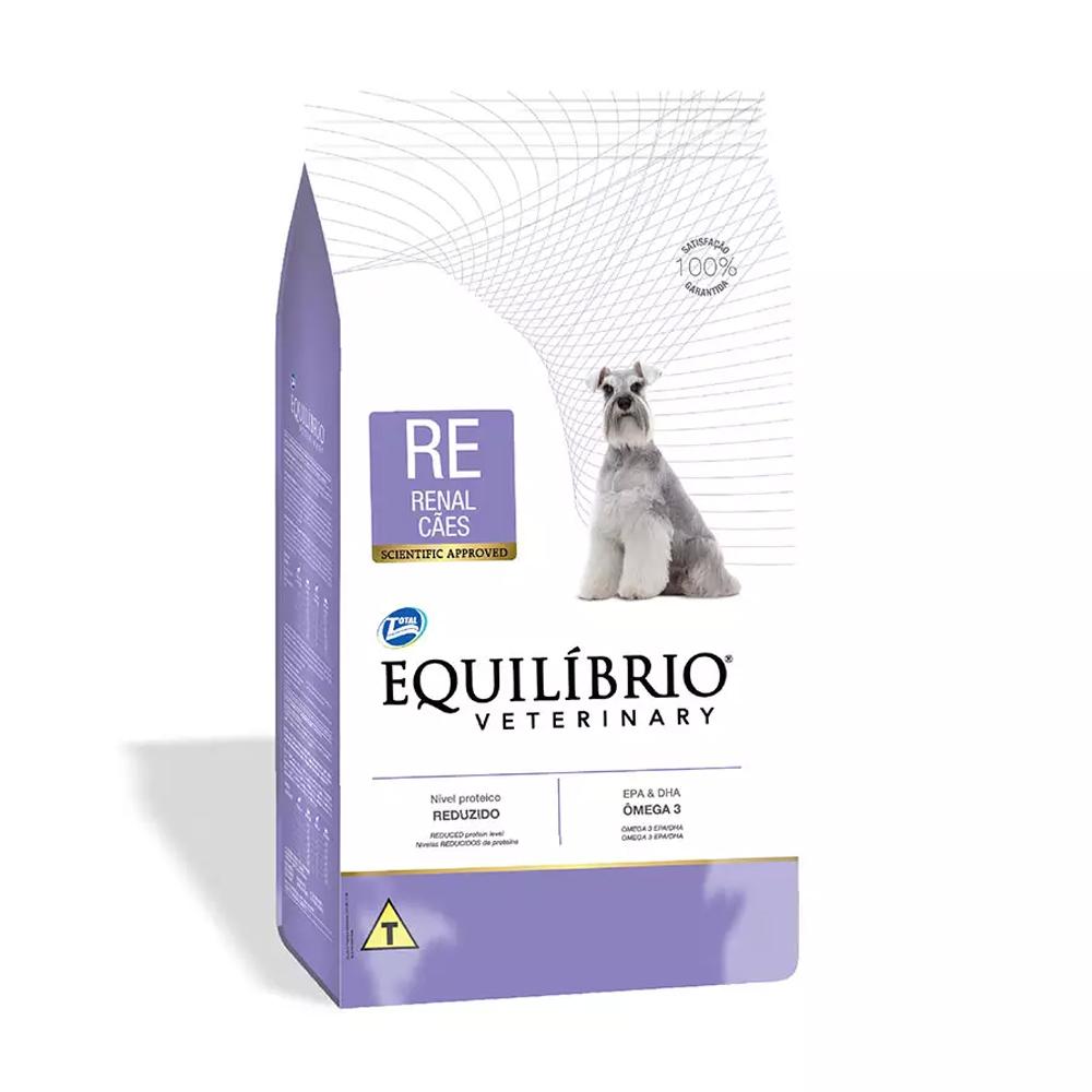Ração Equilíbrio Veterinary Renal para Cães Adultos 7,5kg