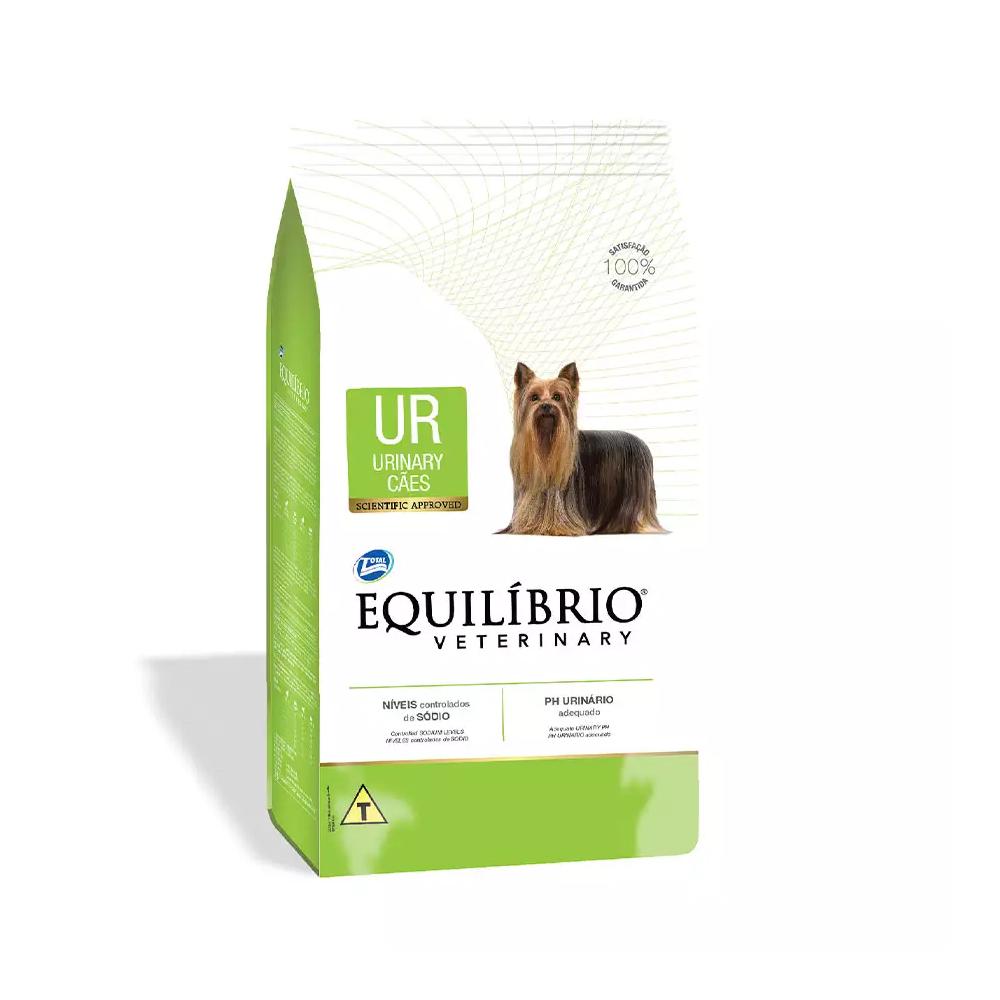 Ração Equilíbrio Veterinary Urinary para Cães Adultos 2kg