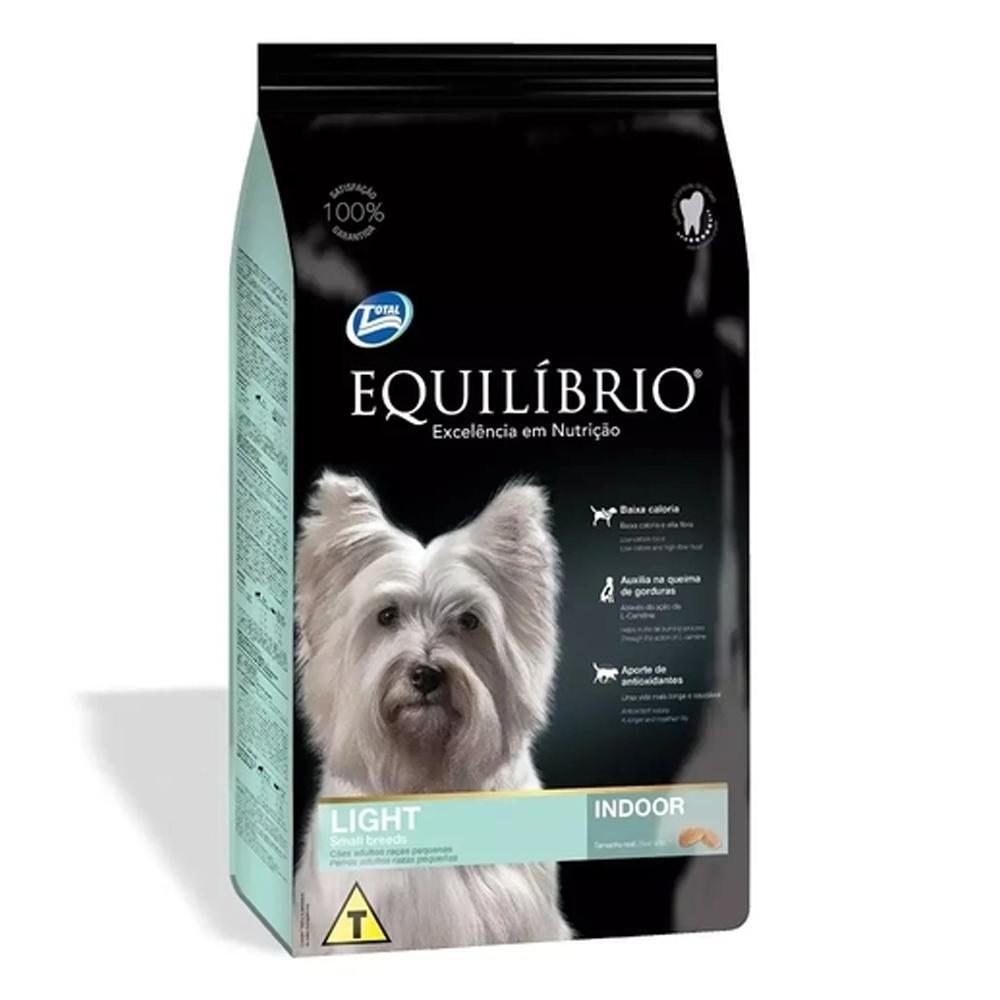 EQUILÍBRIO LIGHT SMALL BREEDS 7,5KG