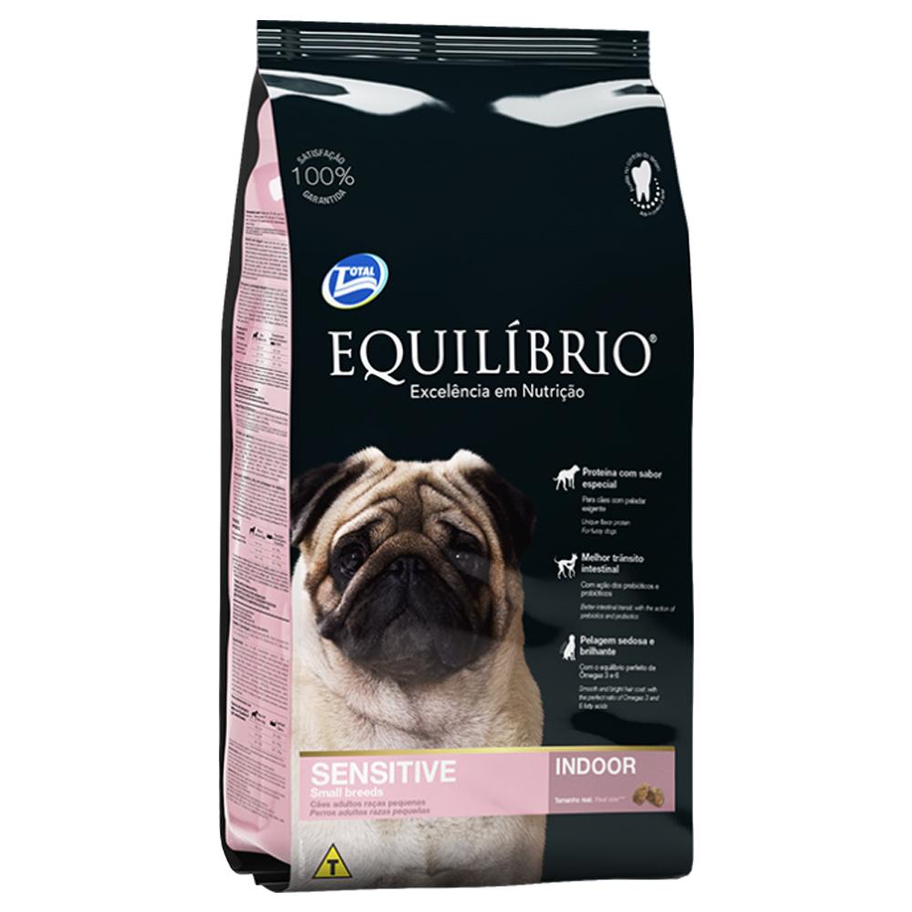 EQUILÍBRIO SENSITIVE SMALL BREEDS 2KG