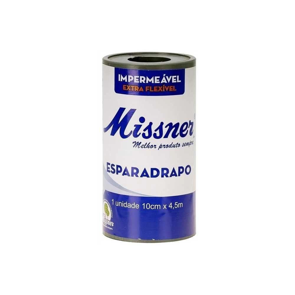 ESPARADRAPO MISSNER 10CM X 4,5M