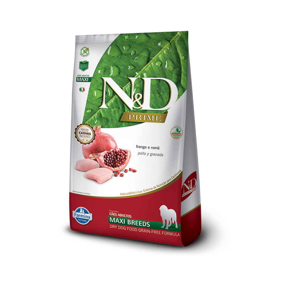 FARMINA ND PRIME CANINE FRANGO ADULTO MAXI 10,1KG