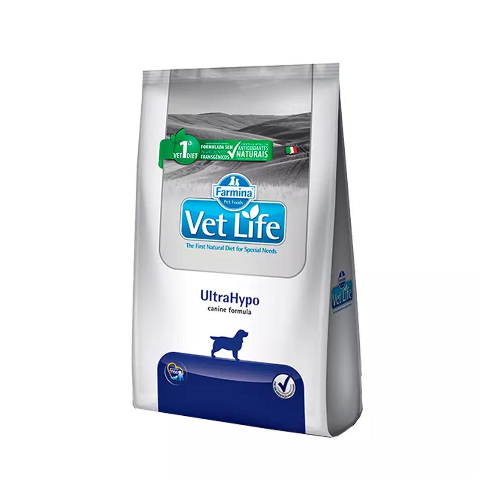 Ração Farmina Vet Life Ultrahypo para Cães Adultos 2kg