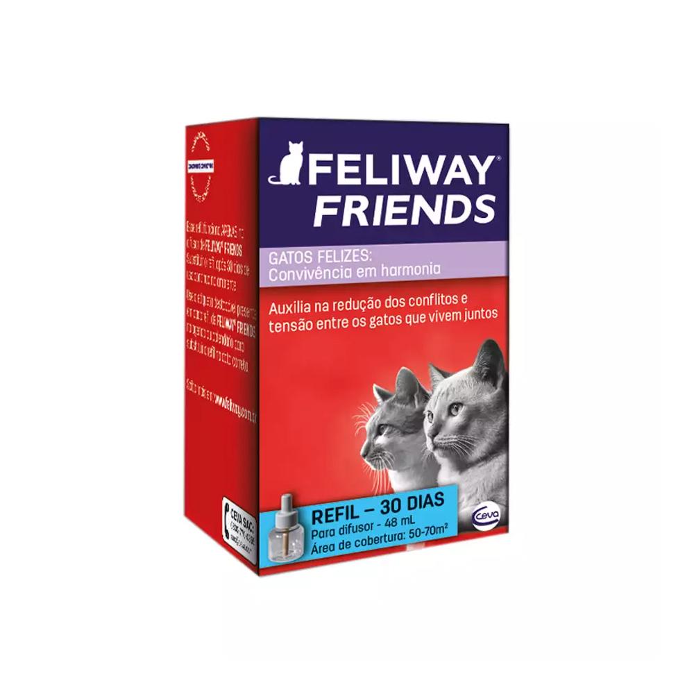 Refil Feliway Friends para Gatos 48ml