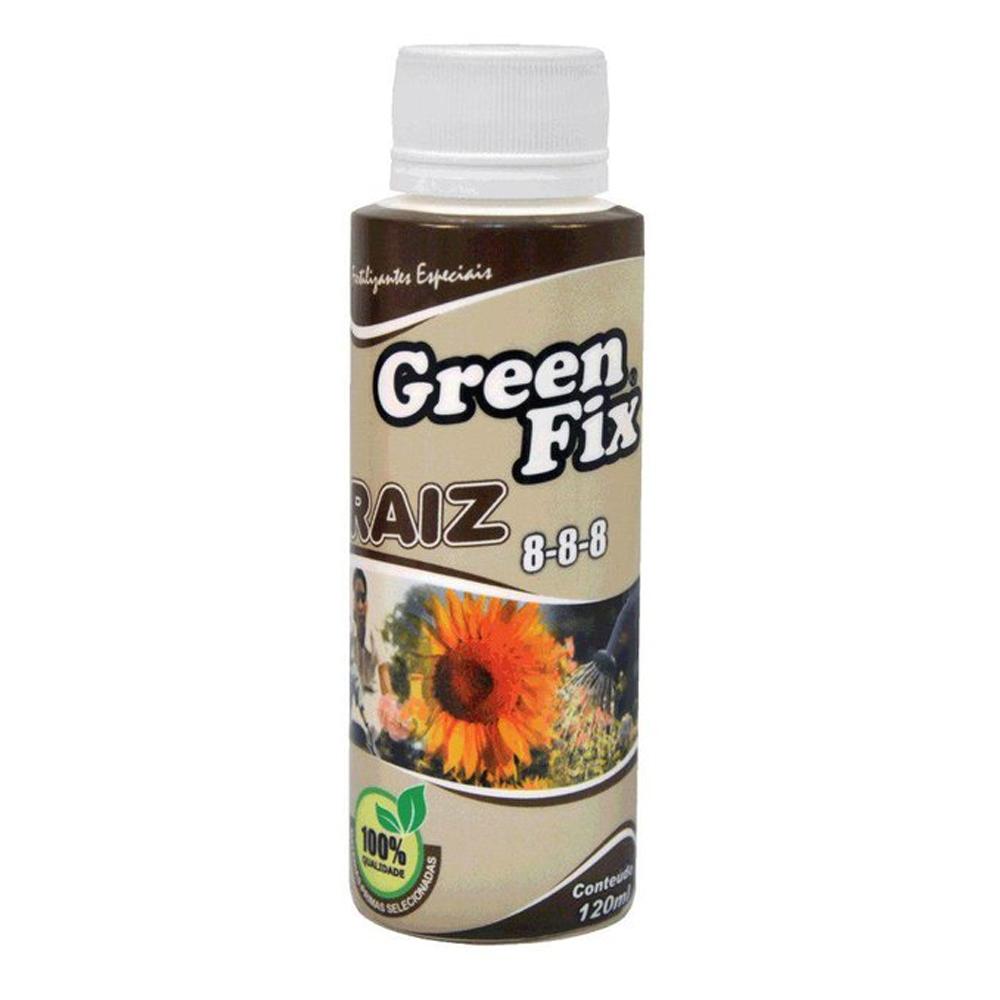 FERTILIZANTE GREEN FIX RAIZ 120ML
