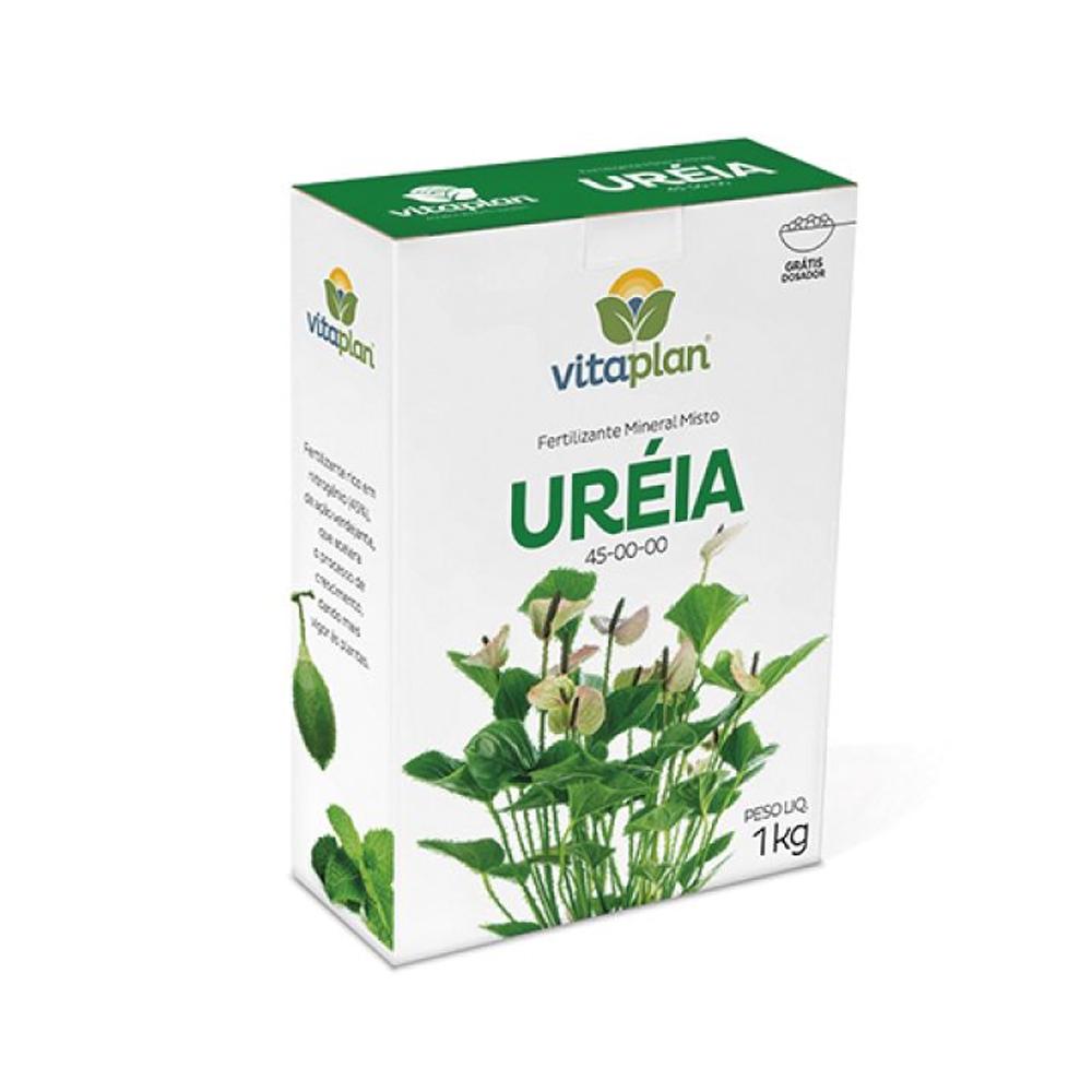 FERTILIZANTE URÉIA AGRICOLA 1KG