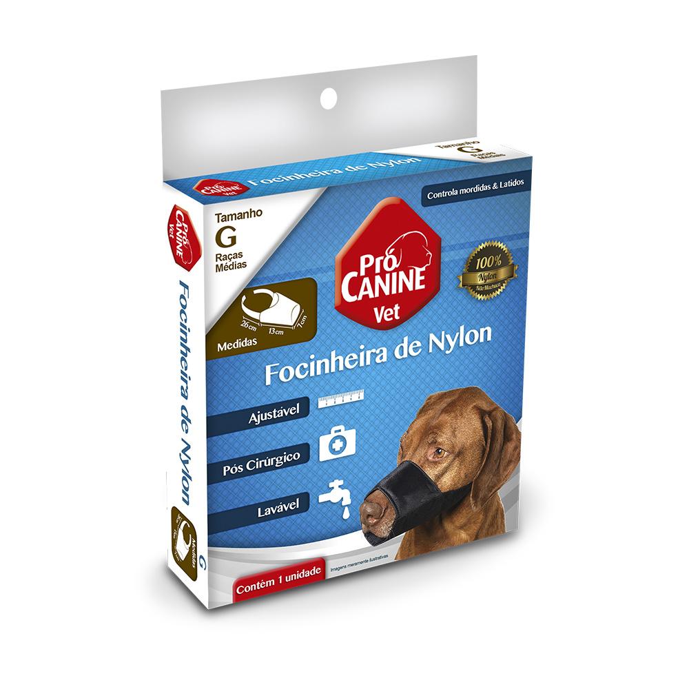 FOCINHEIRA NYLON PROCANINE N4 G