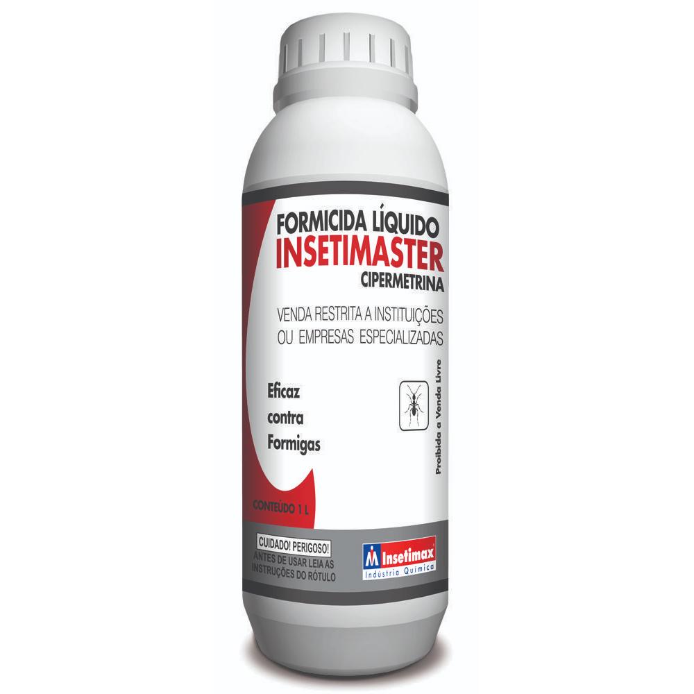 FORMICIDA INSETIMASTER 1L