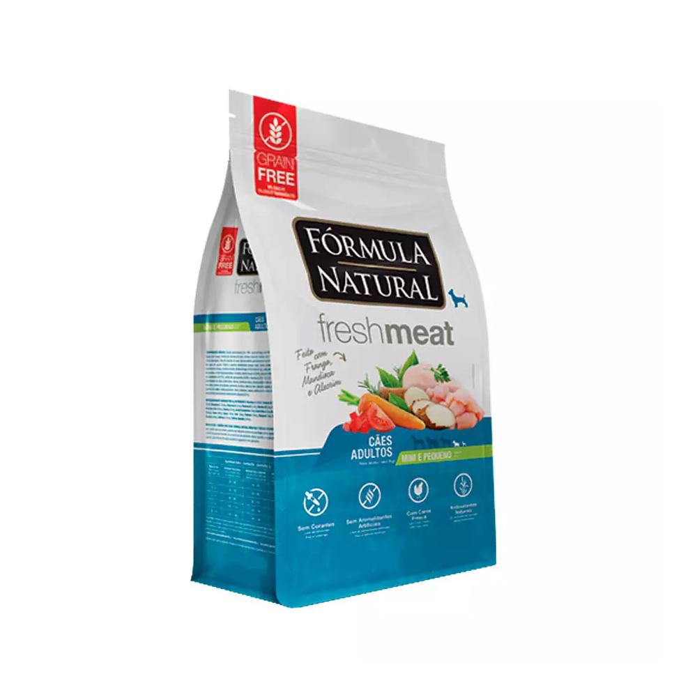 FORMULA NATURAL FRESH MEAT ADULTO MINI PEQUENO 1KG