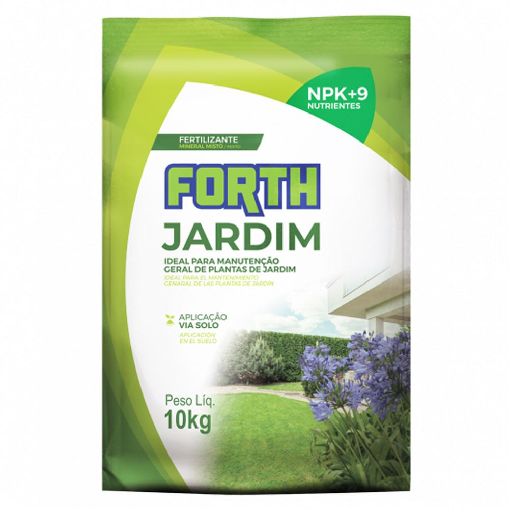 FORTH JARDIM 10KG