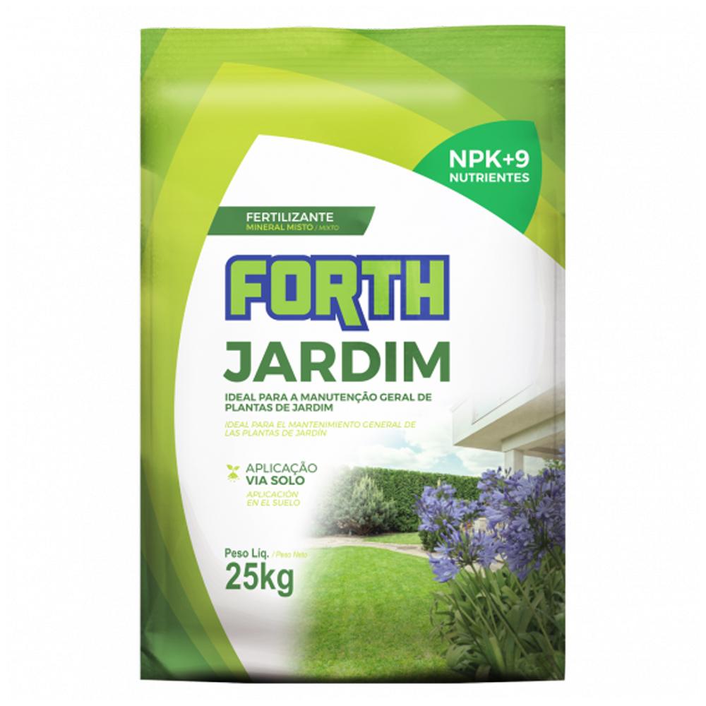 FORTH JARDIM 25KG