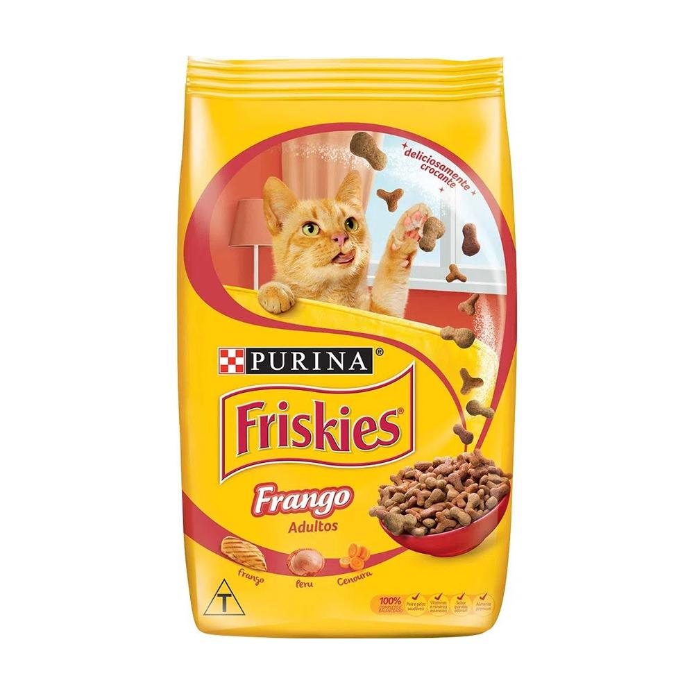FRISKIES FRANGO 1KG