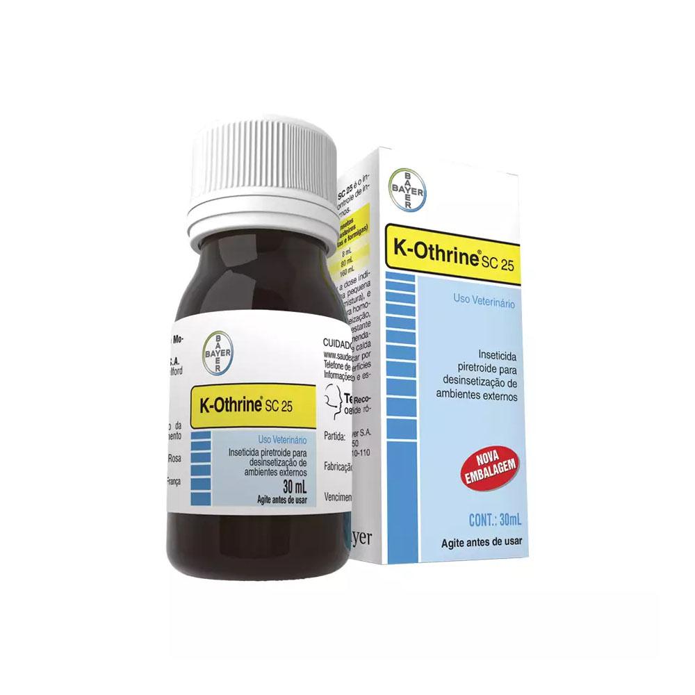 K-OTHRINE SC 25 30ML