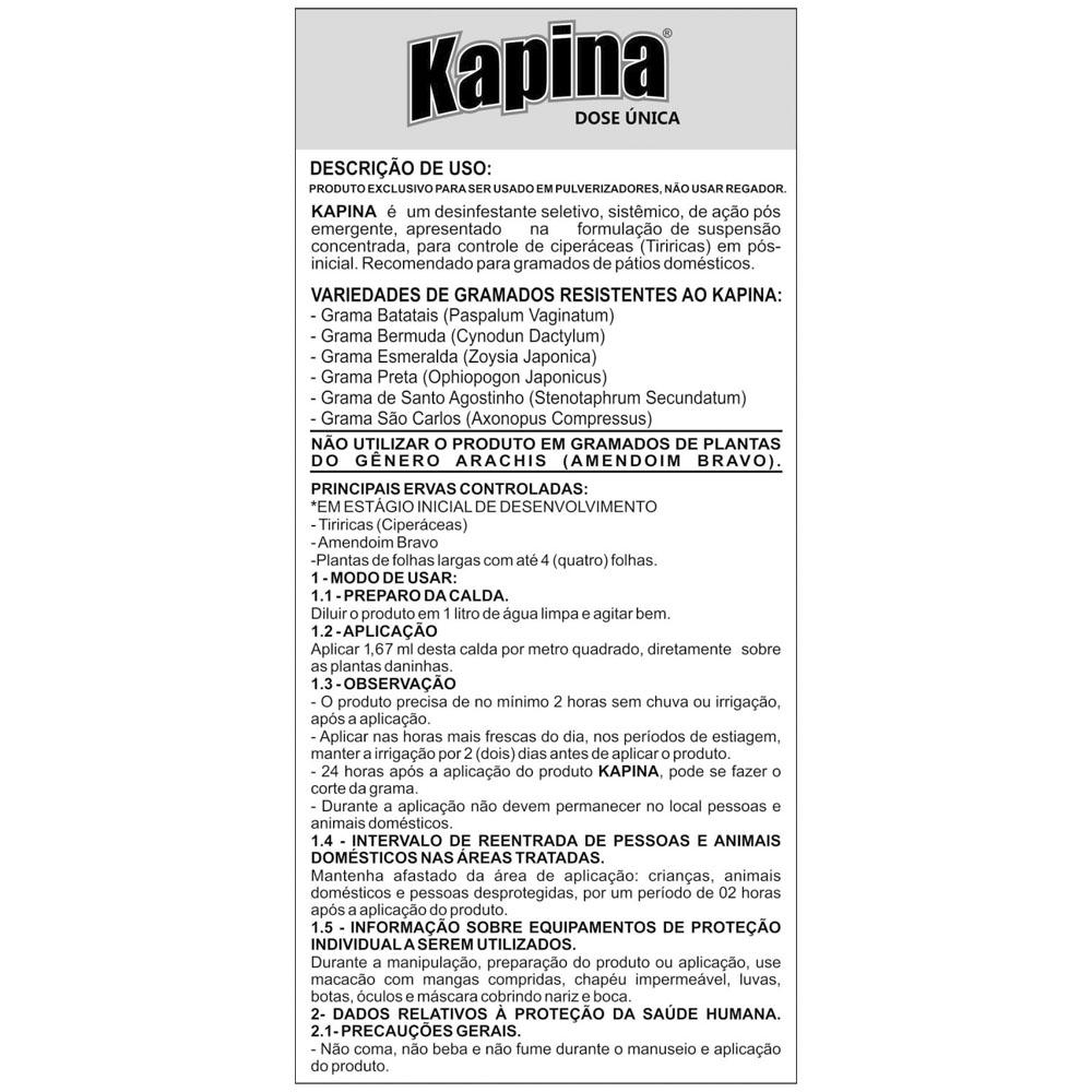 KAPINA 60ML