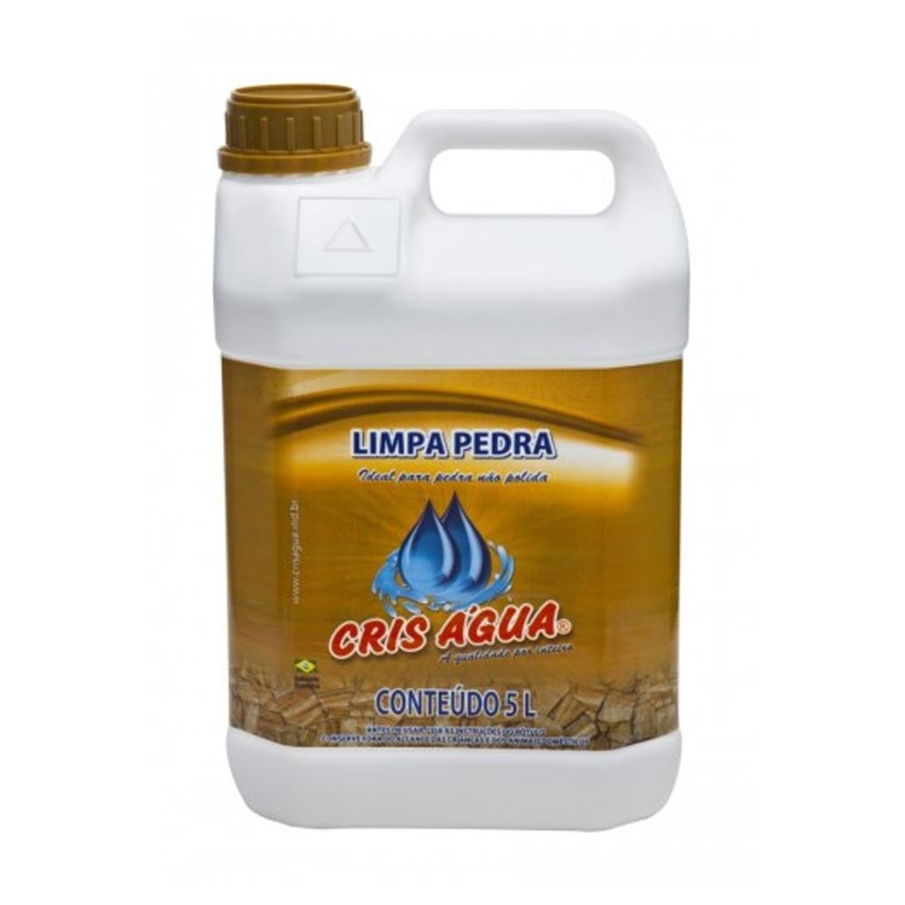 LIMPA PEDRA CRIS ÁGUA 5L