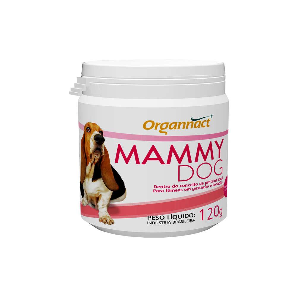 MAMMY DOG ORGANNACT 120G