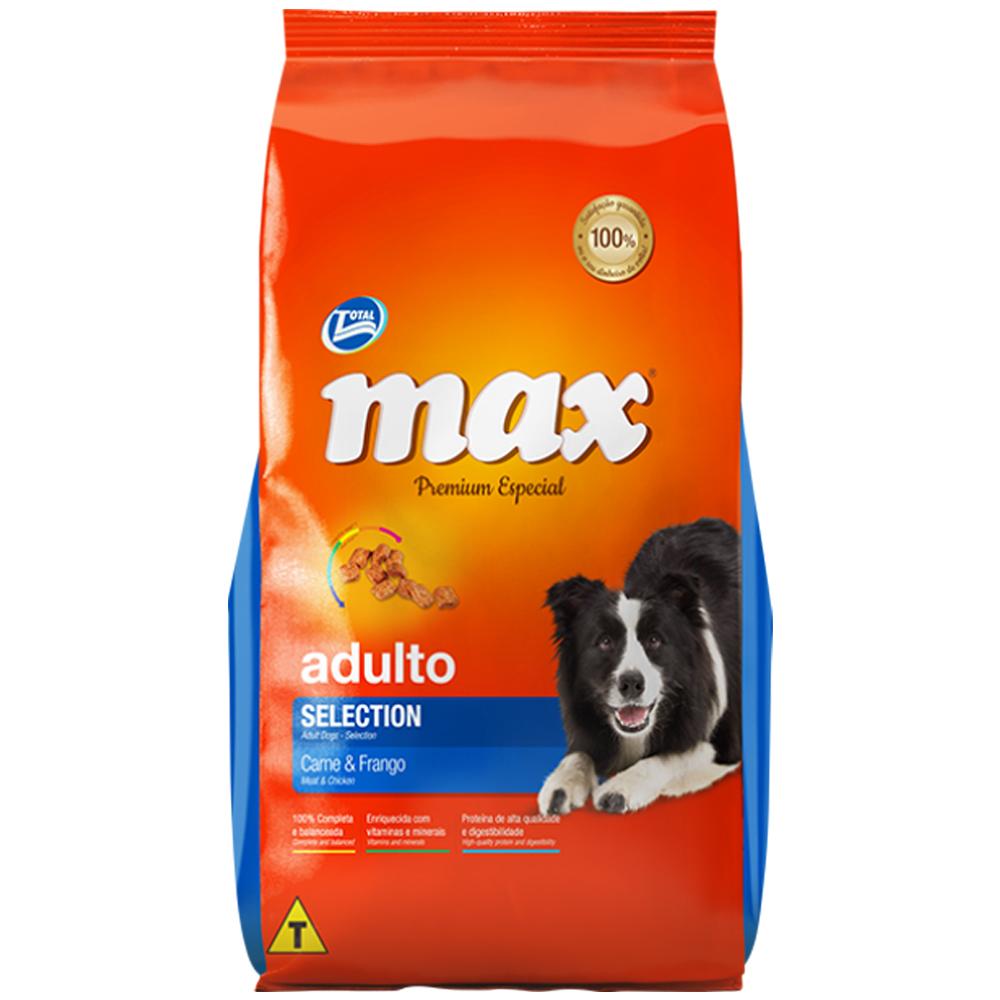 MAX ADULTO SELECTION 20KG