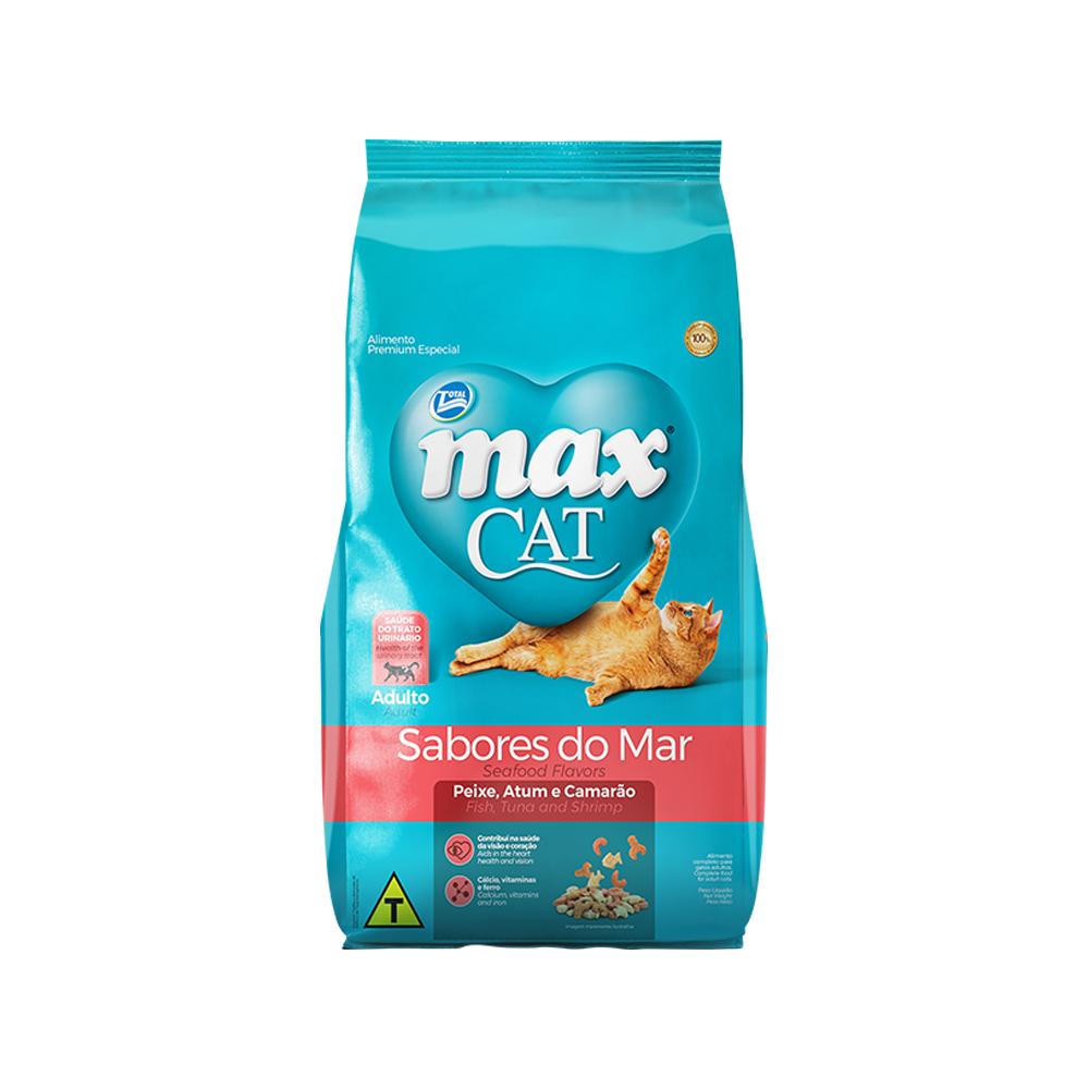 MAX CAT SABORES 1KG