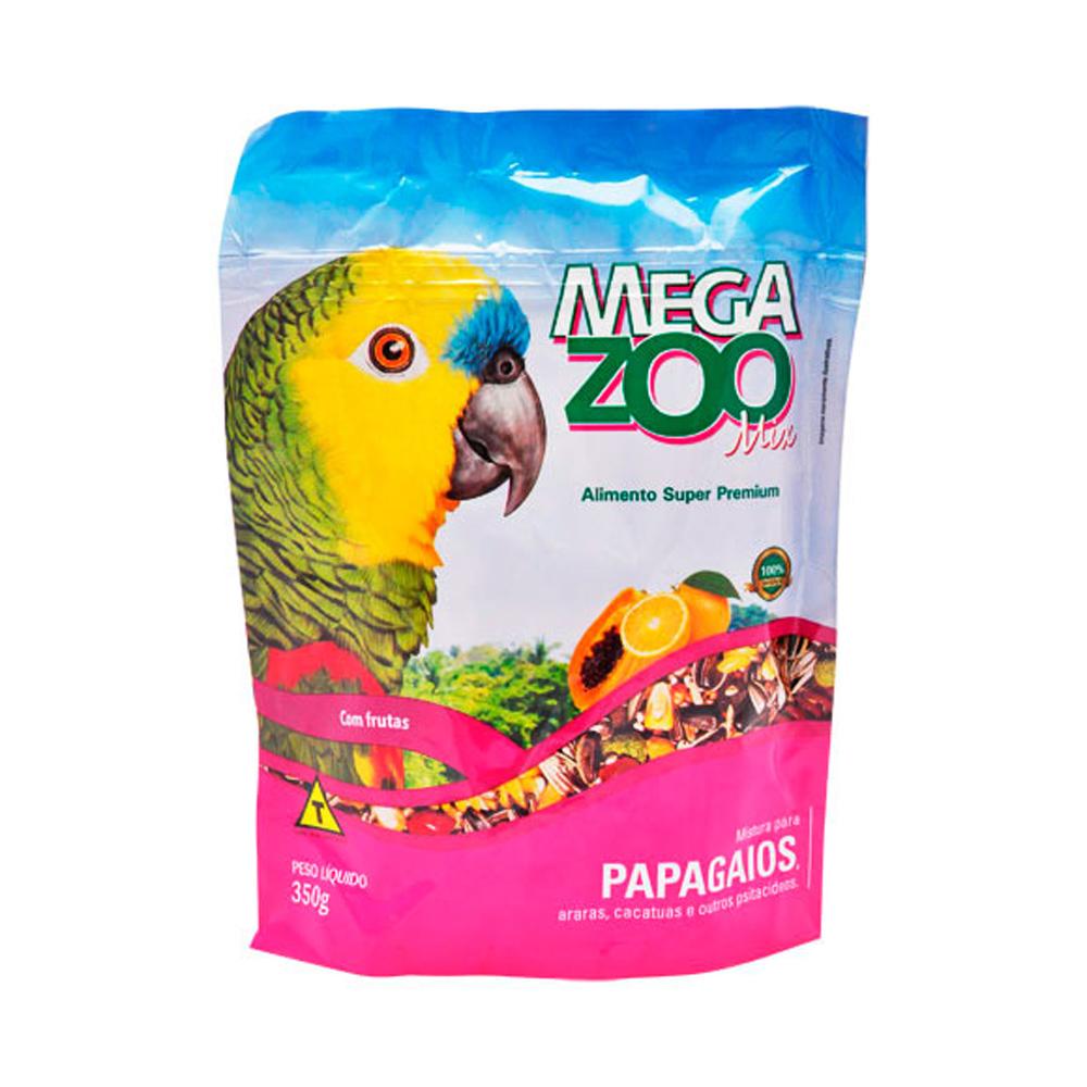 MEGAZOO MIX PAPAGAIOS 350G