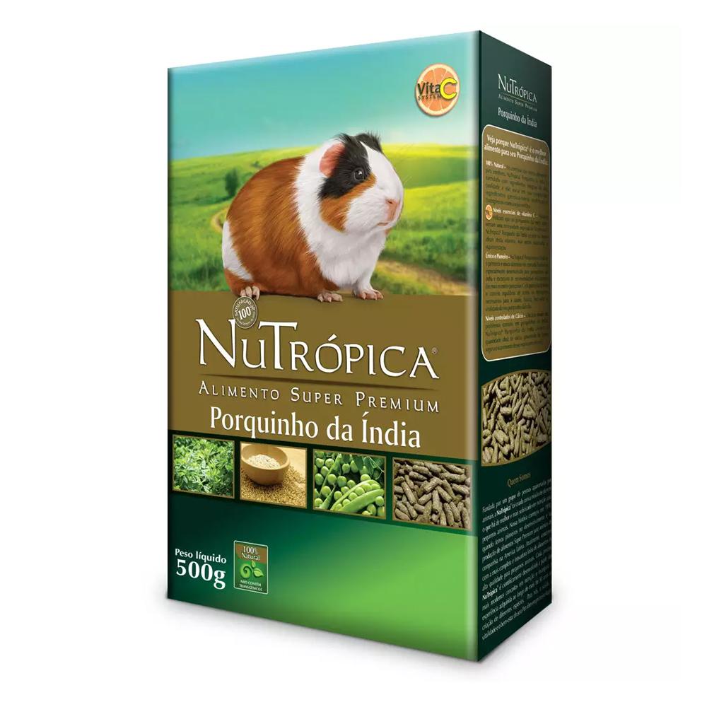 NUTRÓPICA PORQUINHO DA ÍNDIA 500G