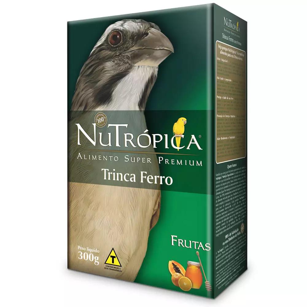 NUTRÓPICA TRINCA FERRO FRUTAS 300G