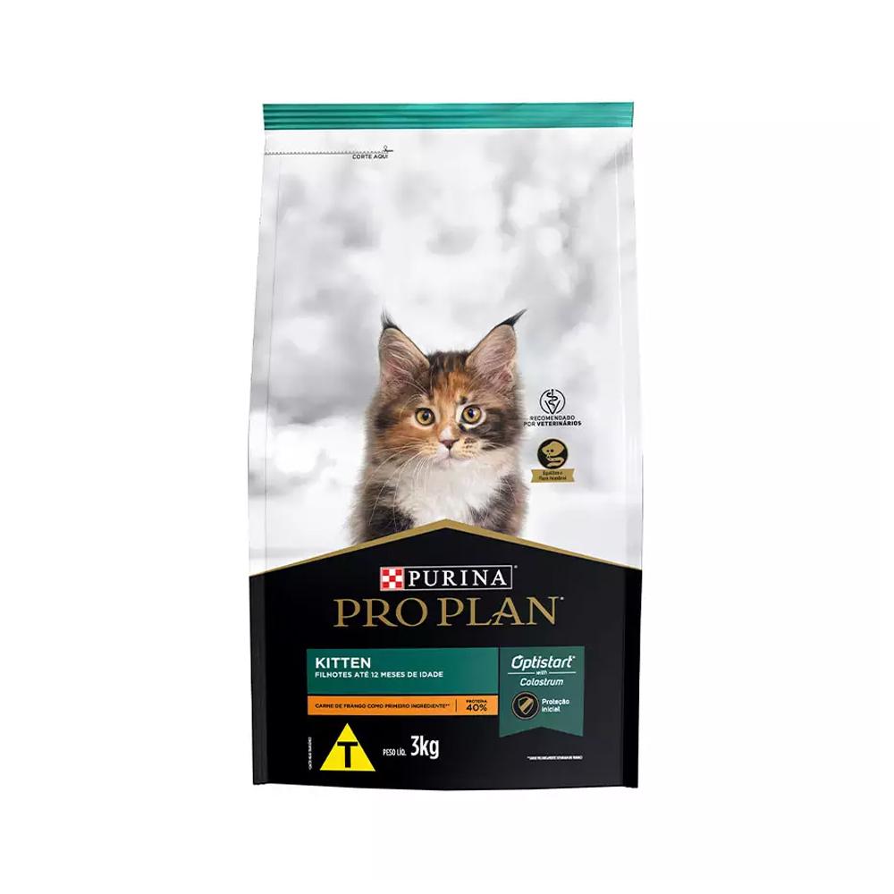 PRO PLAN CAT KITTEN 3KG