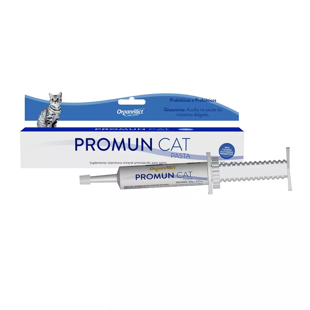 PROMUN CAT ORGANNACT 30G