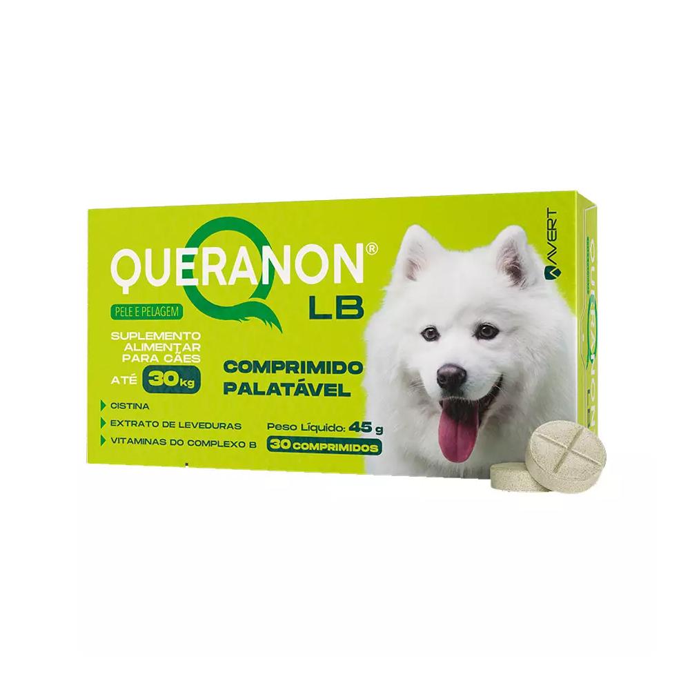 QUERANON LB 30 COMPRIMIDOS (30KG)