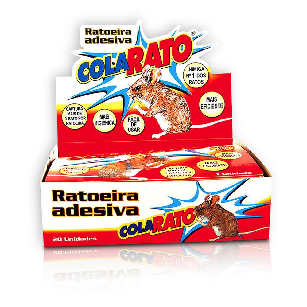 RATOEIRA ADESIVA AMERICAN PETS