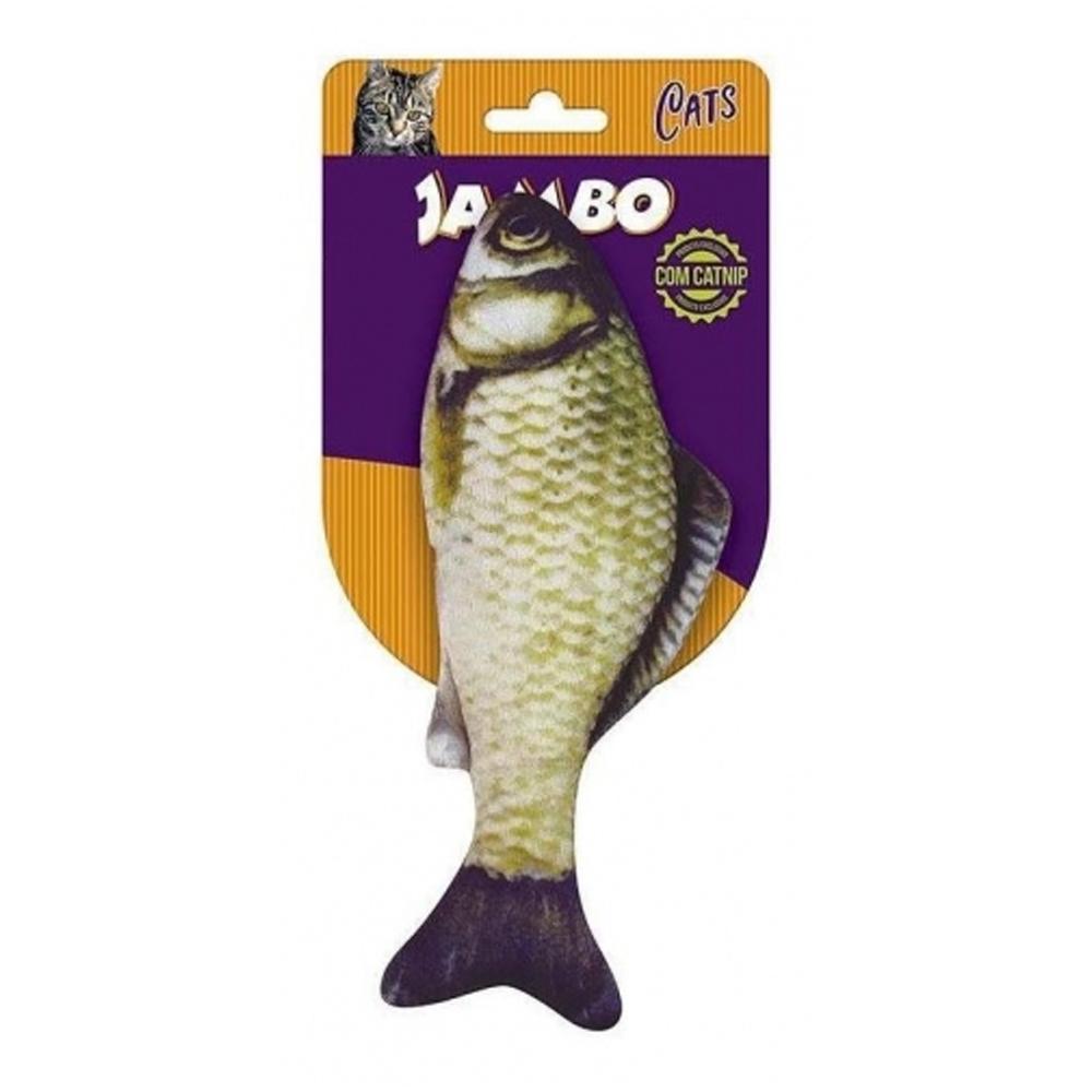 REAL FISH PARA GATO COM 1 UNIDADE