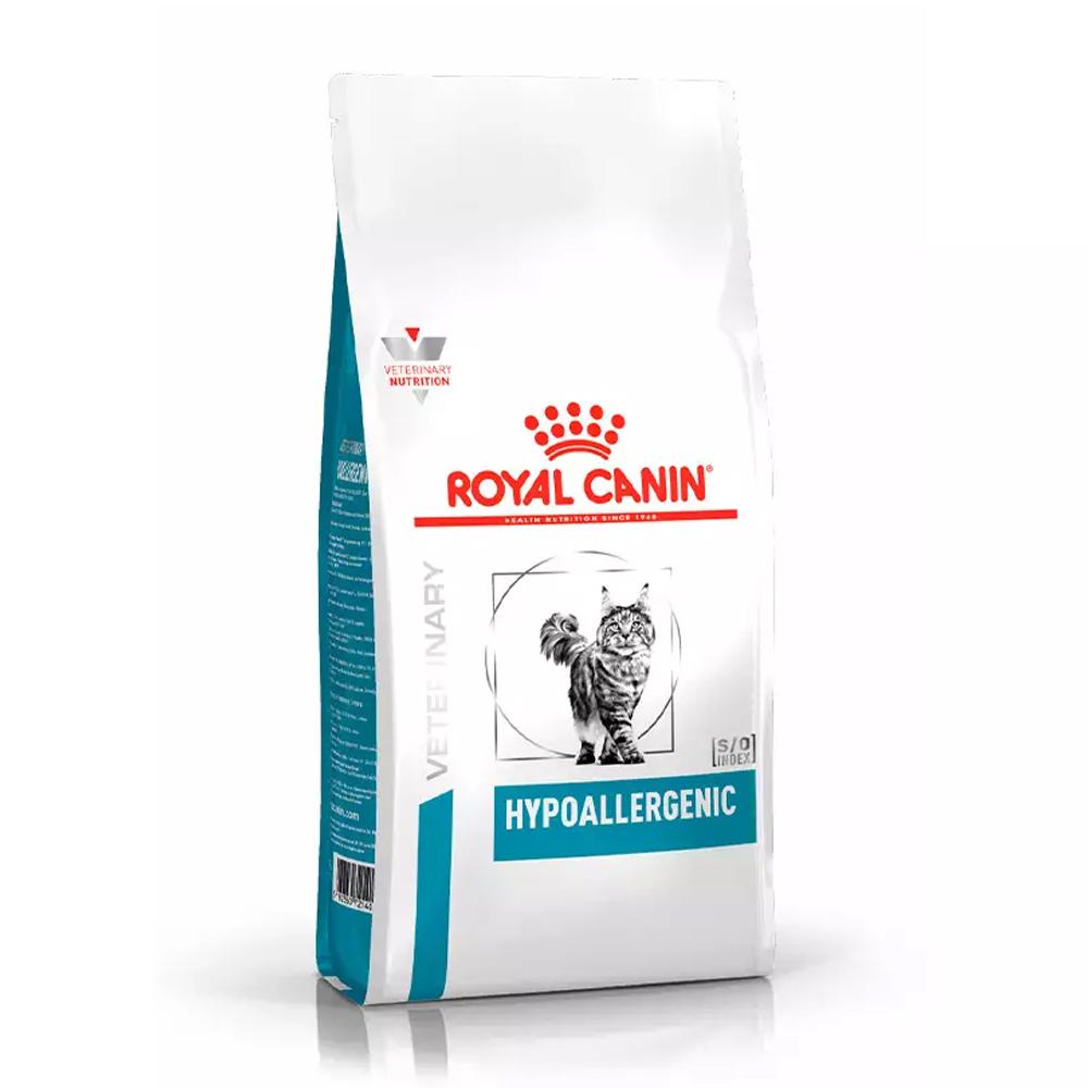 ROYAL CANIN CAT VETERINARY HYPOALLERGENIC 4KG