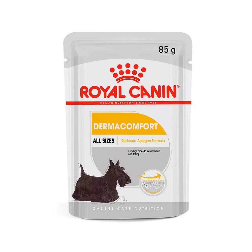 ROYAL CANIN DERMACOMFORT WET 85G
