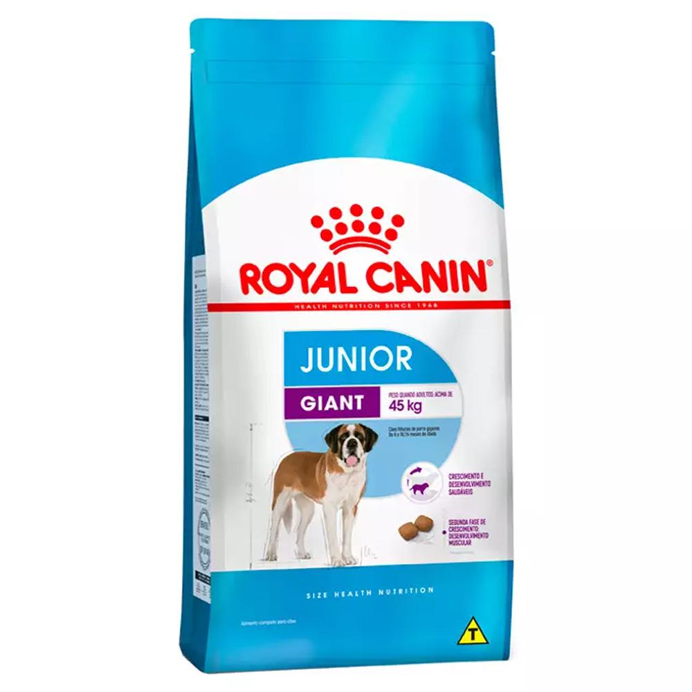 Ração Royal Canin Giant para Cães Filhotes 15kg