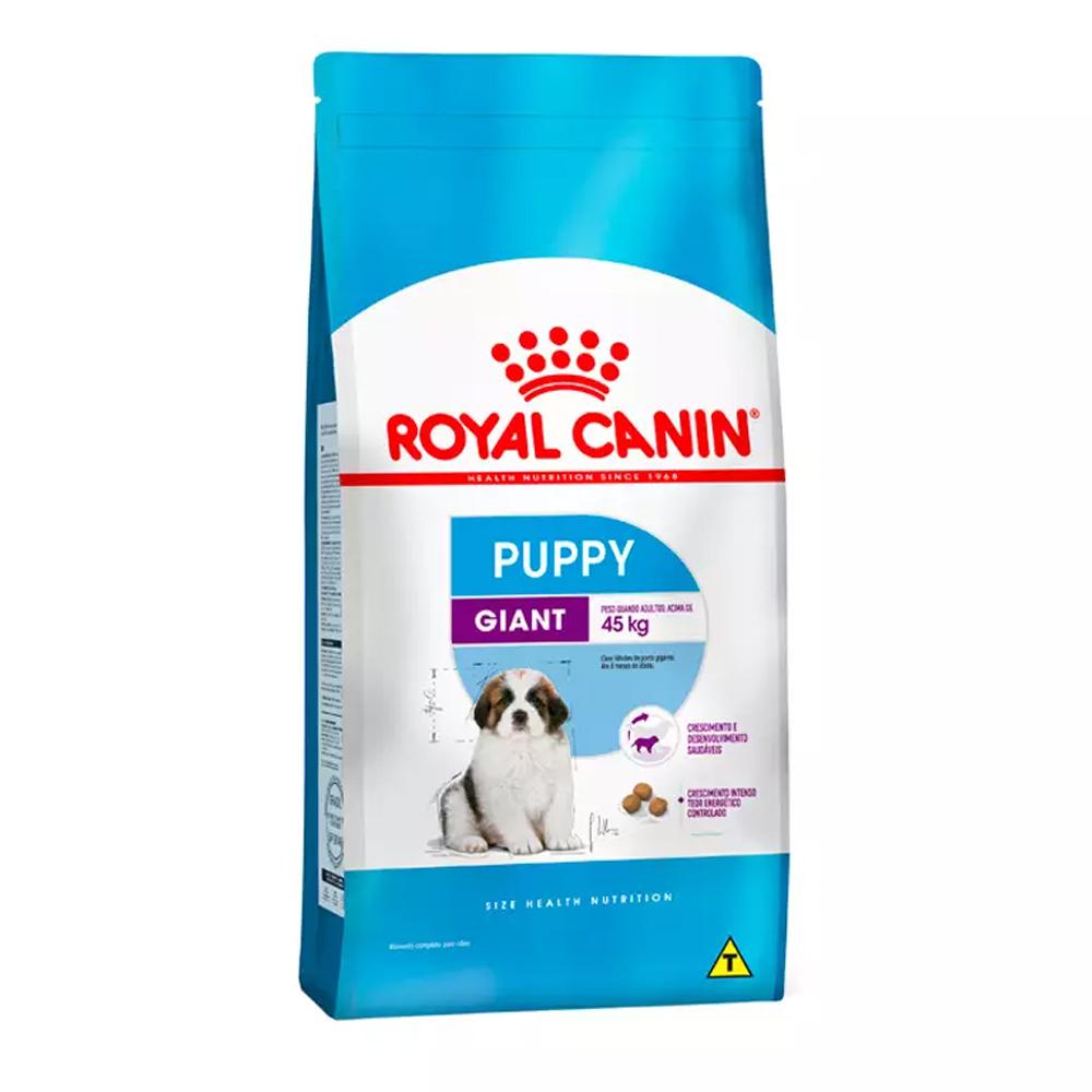 Ração Royal Canin Giant Cães Filhotes 15kg