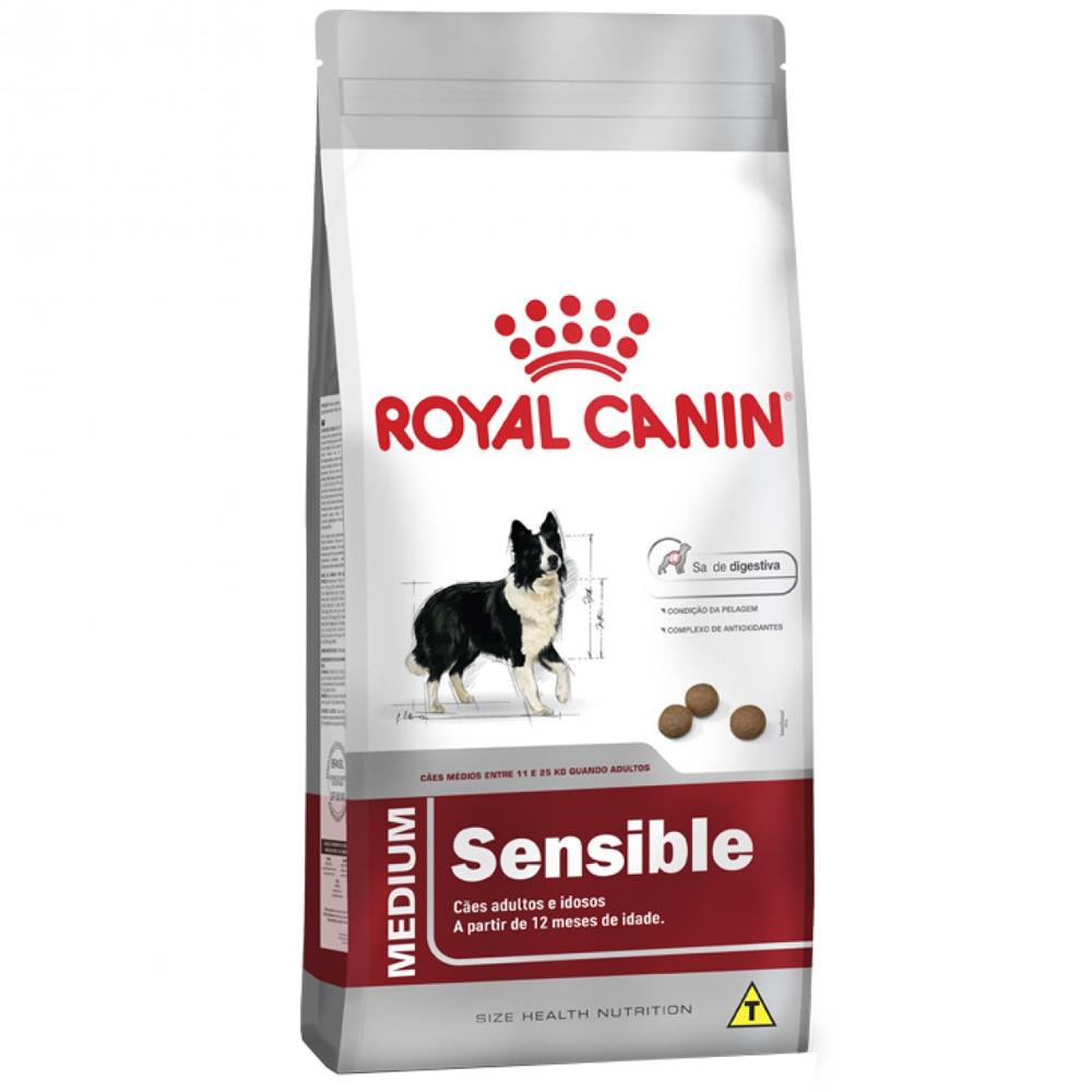 ROYAL CANIN MEDIUM SENSIBLE 15KG