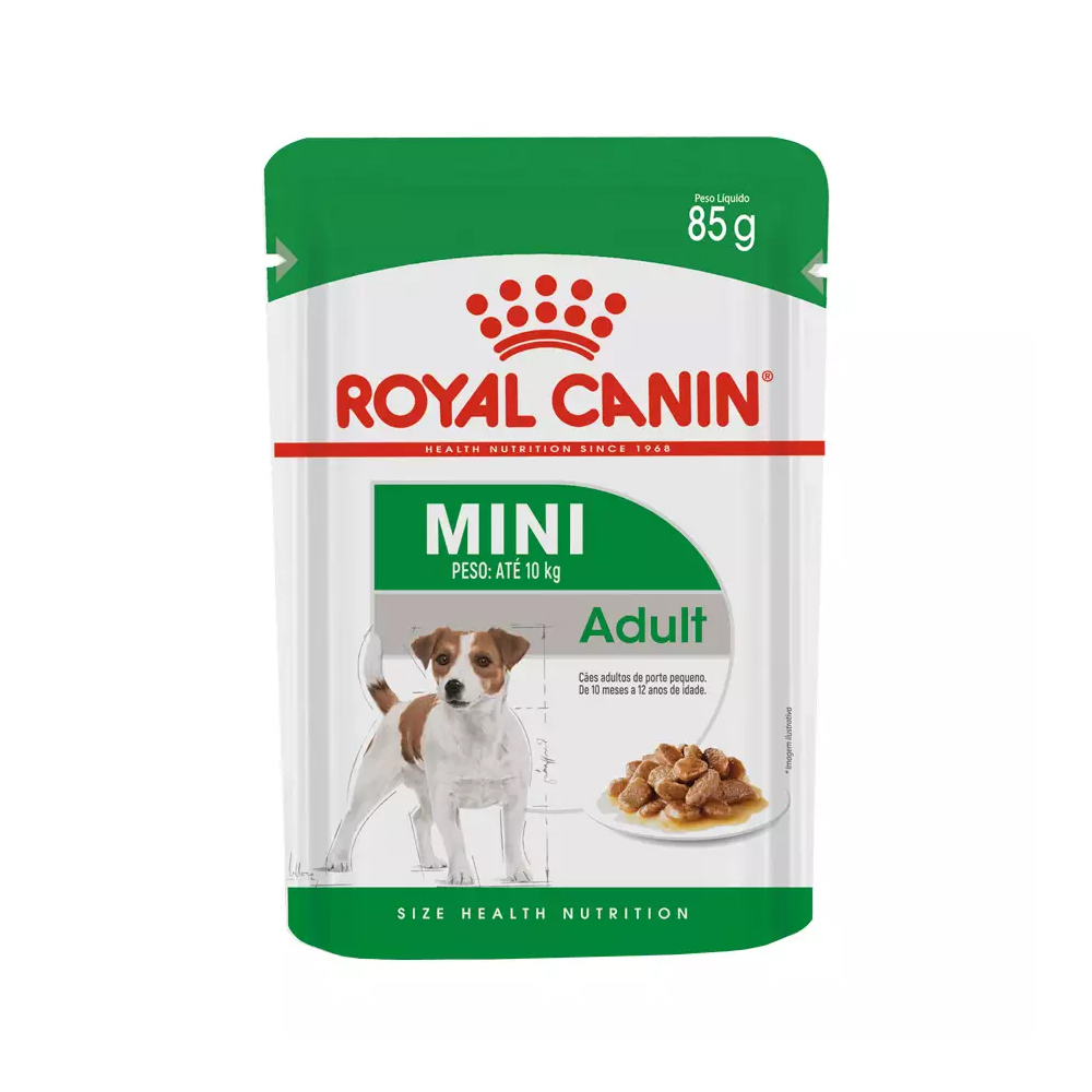 ROYAL CANIN MINI ADULTO WET 85G