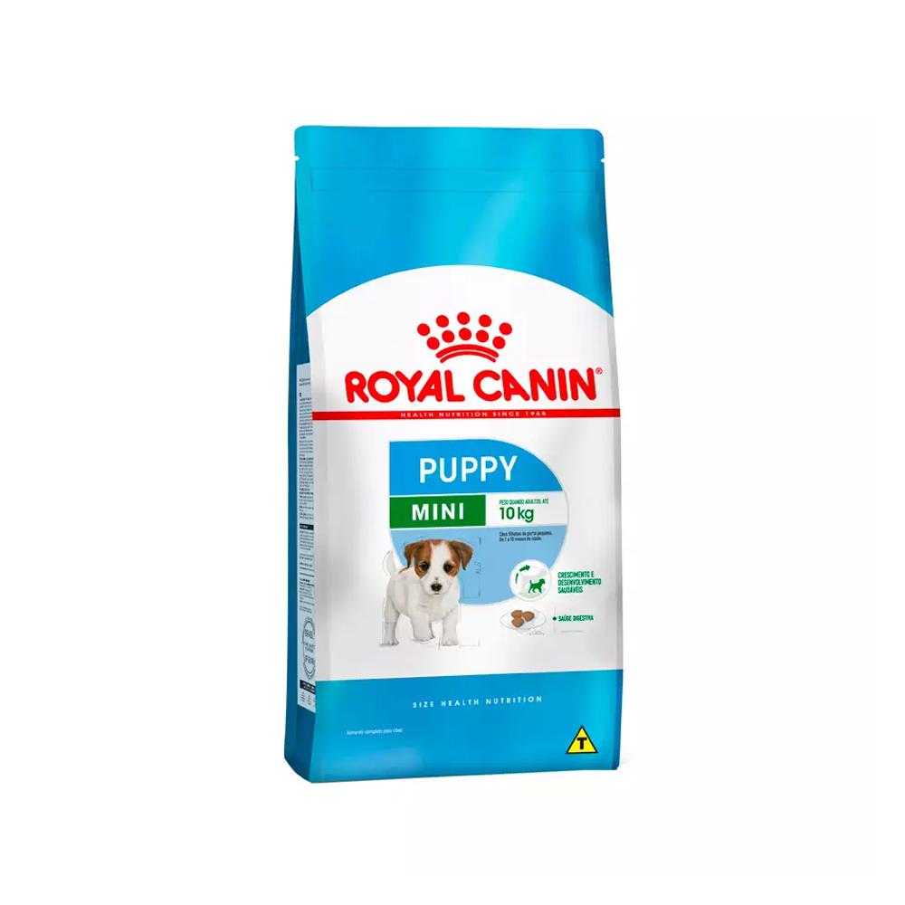 Ração Royal Canin Mini para Cães Filhotes 2,5kg