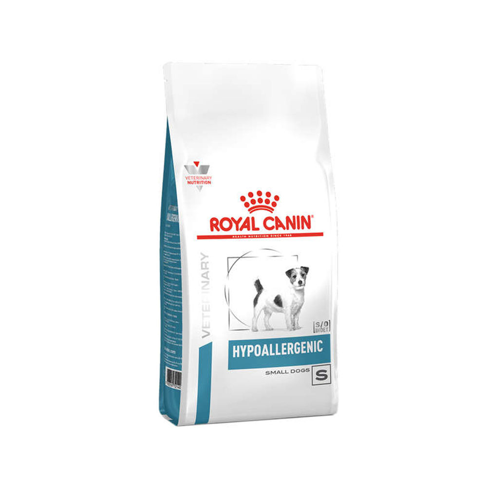 ROYAL CANIN VETERINARY HYPOALLERGENIC SMALL DOG 2KG