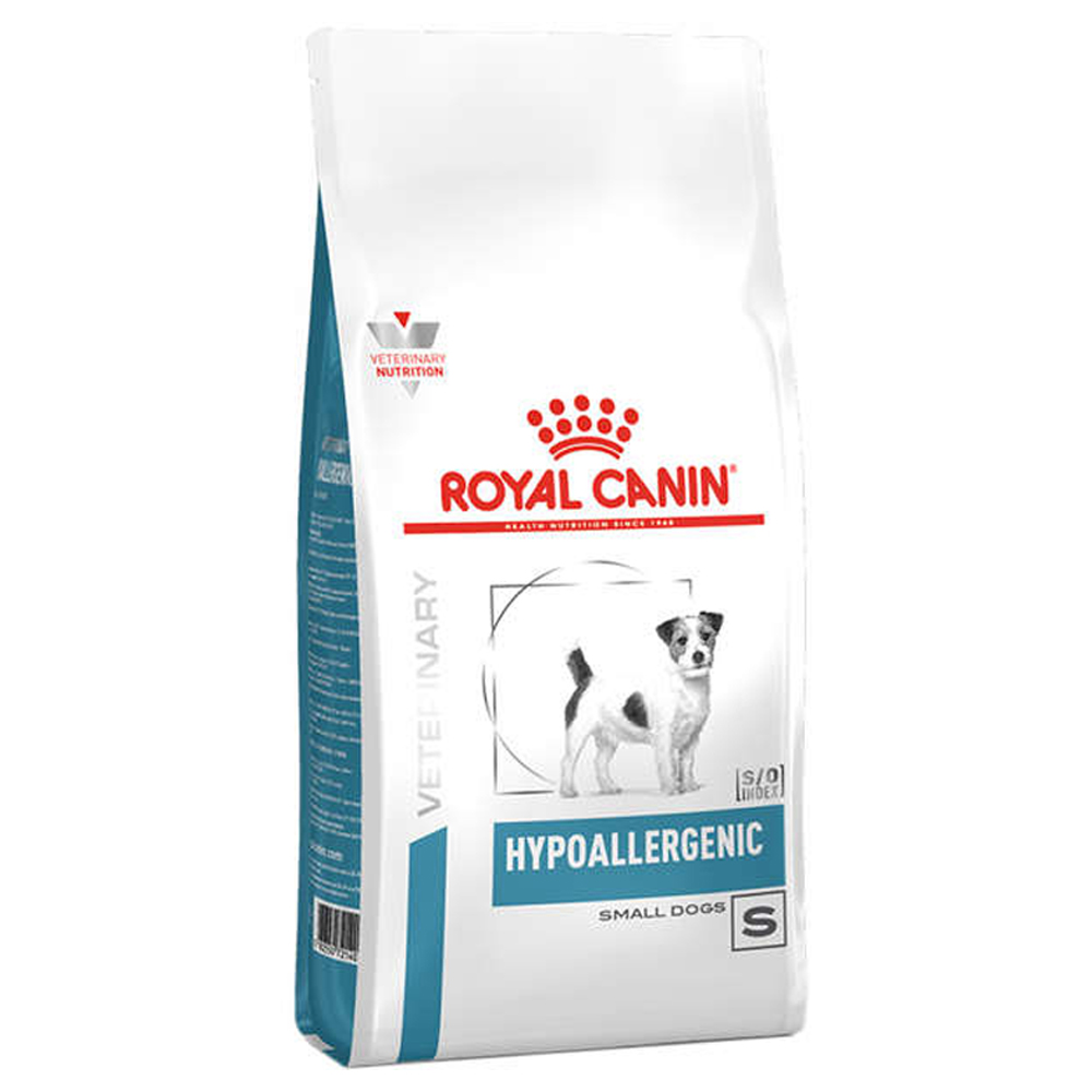 ROYAL CANIN VETERINARY HYPOALLERGENIC SMALL DOG 7,5KG