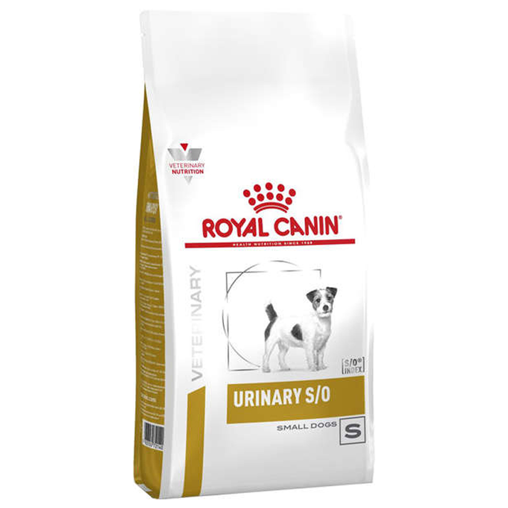 ROYAL CANIN VETERINARY URINARY SMALL DOG 7,5KG