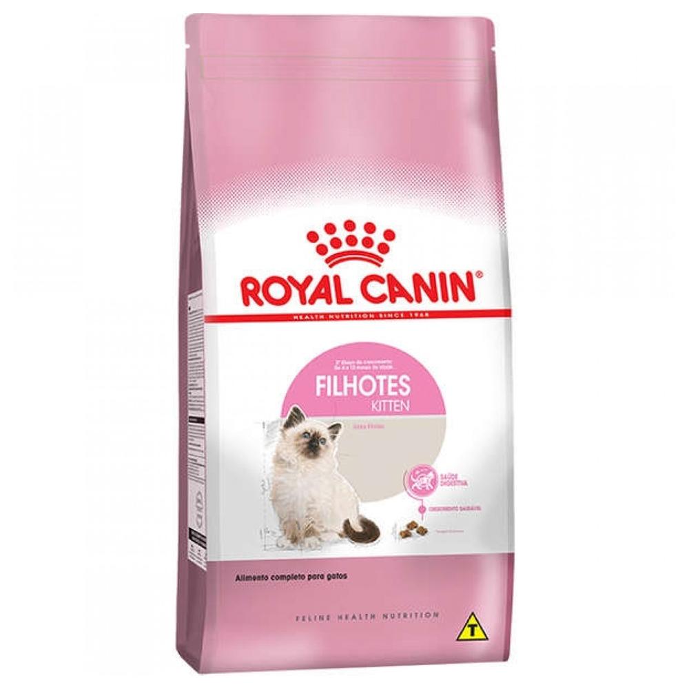 Ração Royal Canin Kitten para Gatos Filhotes 10,1kg
