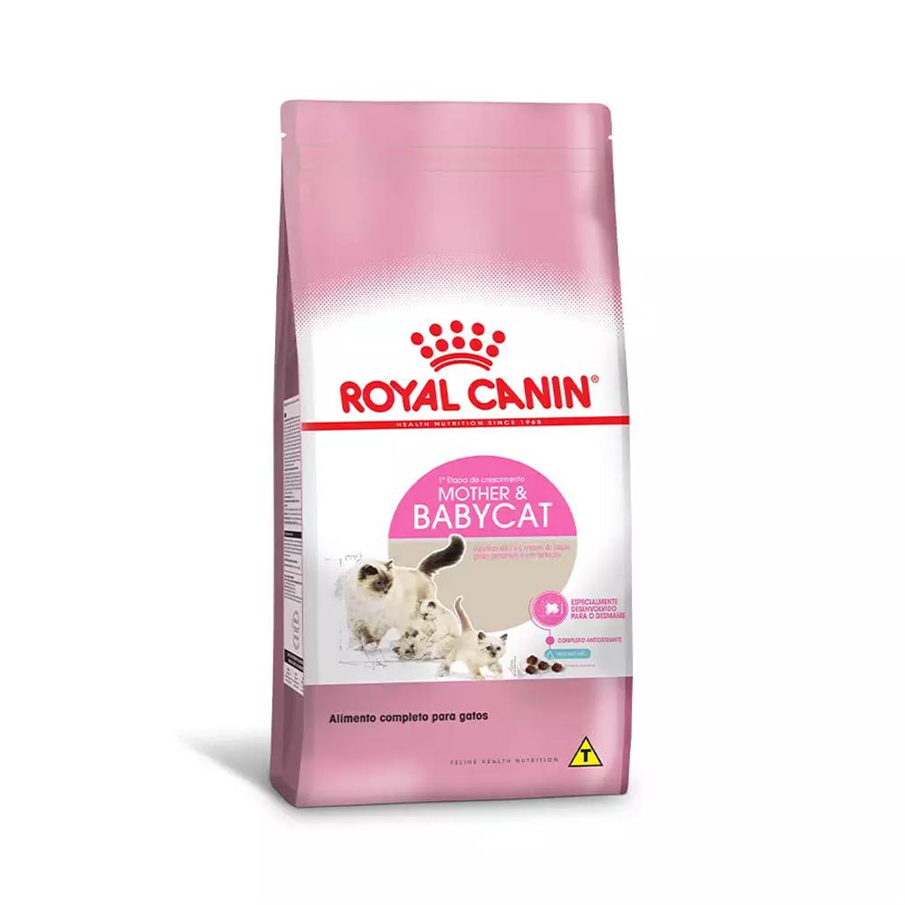 Ração Royal Canin Mother e Babycat para Gatos Filhotes 4kg