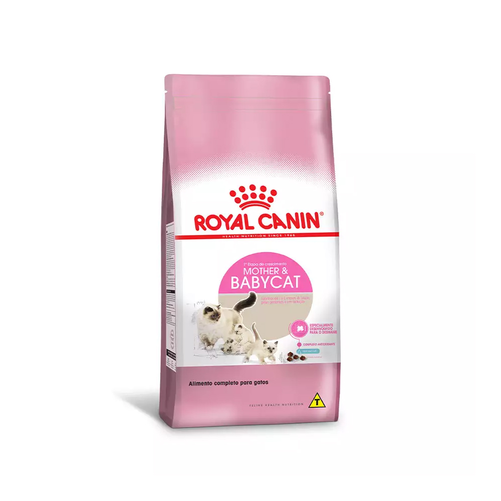 ROYAL CAT MOTHER E BABYCAT 1,5KG