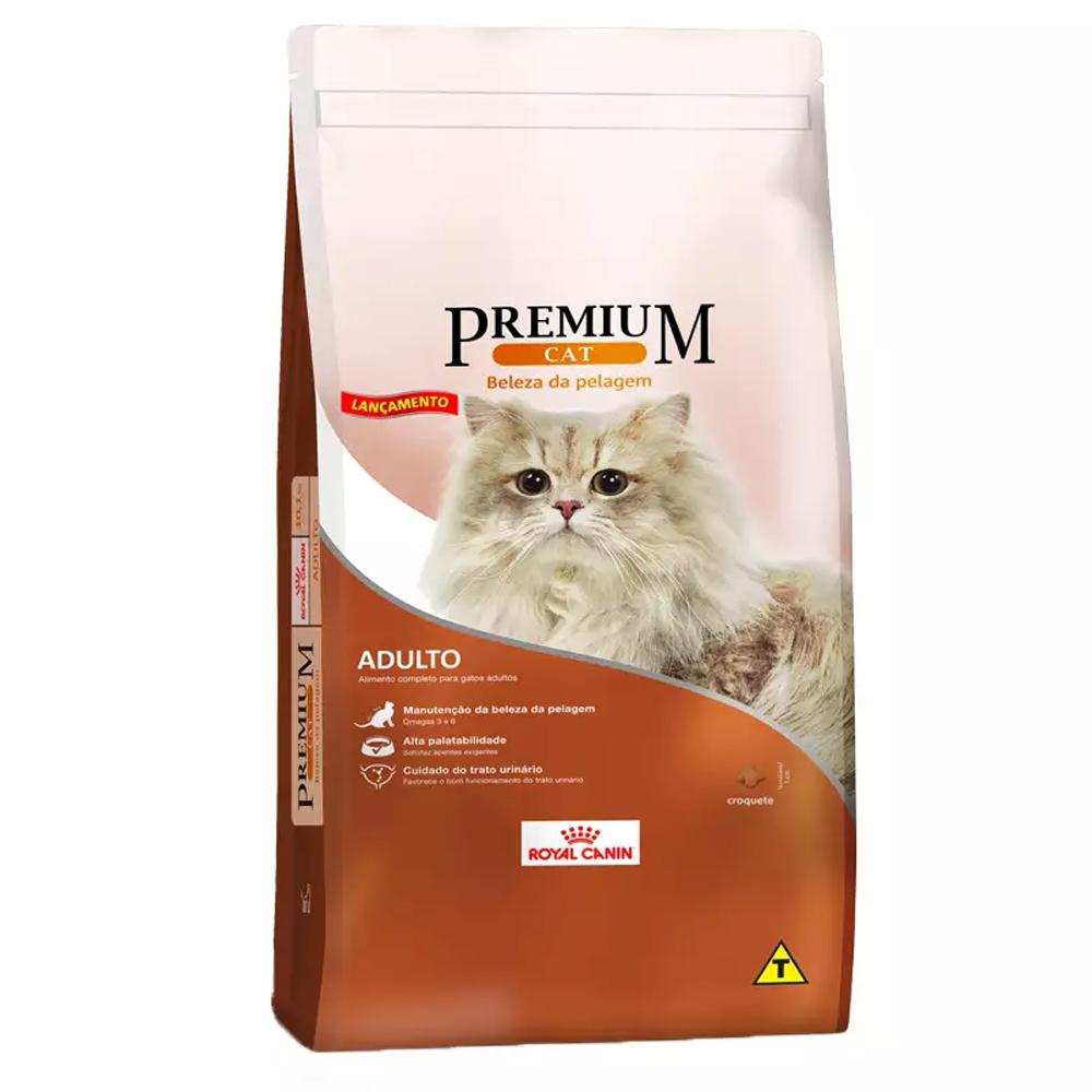 ROYAL CAT PREMIUM BELEZA DA PELAGEM 10,1KG