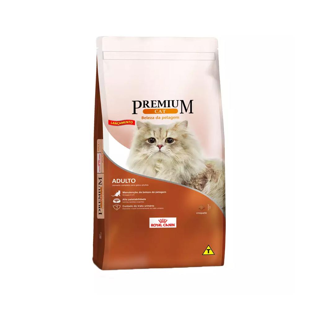 ROYAL CAT PREMIUM BELEZA DA PELAGEM 1KG