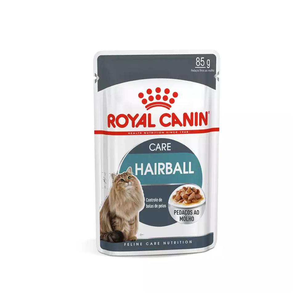 ROYAL CAT SACHÊ HAIRBALL CARE 85G