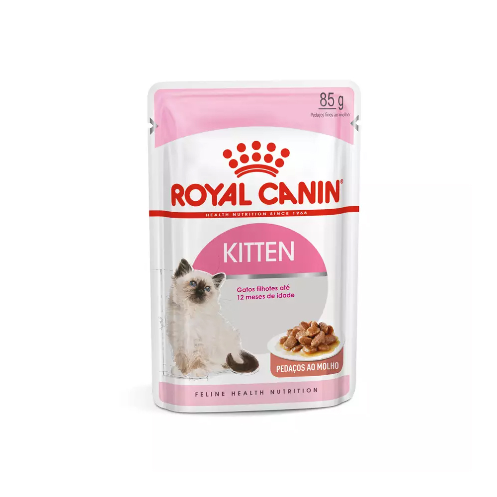 ROYAL CAT SACHÊ KITTEN INSTINCTIVE 85G