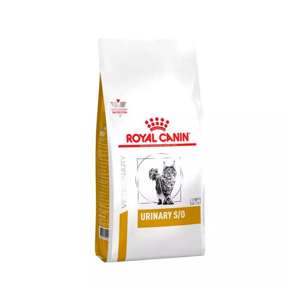 Ração Royal Canin Veterinary Urinary para Gatos Adultos 1,5kg